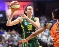 WNBA Connecticut Sun 96 vs. Seattle Storm 89 (82)