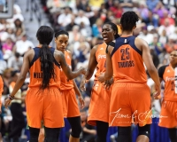 WNBA Connecticut Sun 96 vs. Seattle Storm 89 (84)