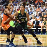 WNBA Connecticut Sun 96 vs. Seattle Storm 89 (87)