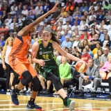 WNBA Connecticut Sun 96 vs. Seattle Storm 89 (88)