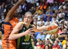 WNBA Connecticut Sun 96 vs. Seattle Storm 89 (89)