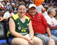 WNBA Connecticut Sun 96 vs. Seattle Storm 89 (9)