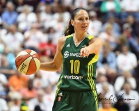 WNBA Connecticut Sun 96 vs. Seattle Storm 89 (97)