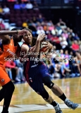 Gallery WNBA: Connecticut Sun 96 vs. Washington Mystics 92