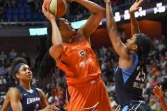 WNBA-Connecticut-Sun-98-vs.-Atlanta-Dream-69-92