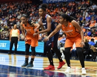 WNBA - CT Sun 74 vs. Atlanta Dream 81 (12)