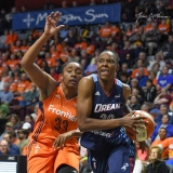 WNBA - CT Sun 74 vs. Atlanta Dream 81 (16)