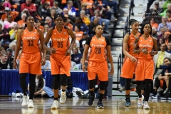 WNBA - CT Sun 74 vs. Atlanta Dream 81 (18)