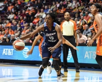 WNBA - CT Sun 74 vs. Atlanta Dream 81 (19)