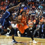 WNBA - CT Sun 74 vs. Atlanta Dream 81 (24)