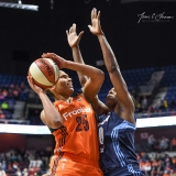 WNBA - CT Sun 74 vs. Atlanta Dream 81 (28)