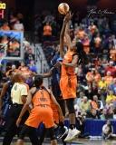 WNBA - Connecticut Sun 74 vs. Atlanta Dream 81 (3)