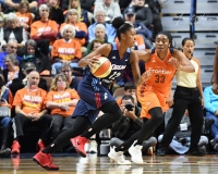 WNBA - CT Sun 74 vs. Atlanta Dream 81 (37)