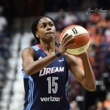 WNBA - CT Sun 74 vs. Atlanta Dream 81 (4)