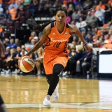 WNBA - CT Sun 74 vs. Atlanta Dream 81 (40)