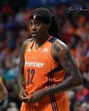 WNBA - CT Sun 74 vs. Atlanta Dream 81 (45)