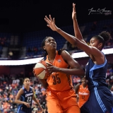 WNBA - CT Sun 74 vs. Atlanta Dream 81 (48)
