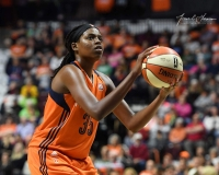 WNBA - CT Sun 74 vs. Atlanta Dream 81 (50)