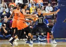 WNBA - CT Sun 74 vs. Atlanta Dream 81 (6)