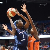 WNBA - CT Sun 74 vs. Atlanta Dream 81 (7)