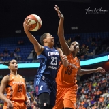 WNBA - CT Sun 74 vs. Atlanta Dream 81 (9)