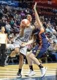WNBA CT Sun 76 vs. San Antonio Stars 53 (62)