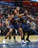 WNBA CT Sun 76 vs. San Antonio Stars 53 (65)