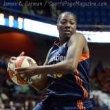 WNBA CT Sun 76 vs. San Antonio Stars 53 (67)