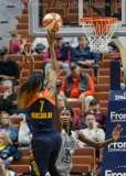 WNBA CT Sun 76 vs. San Antonio Stars 53 (69)