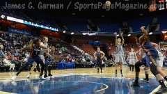 WNBA CT Sun 76 vs. San Antonio Stars 53 (75)