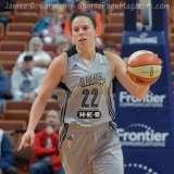 WNBA CT Sun 76 vs. San Antonio Stars 53 (79)