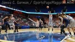 WNBA CT Sun 76 vs. San Antonio Stars 53 (81)