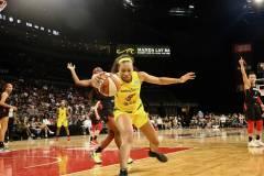 Gallery WNBA: Las Vegas Aces 102 vs Indiana Fever 97