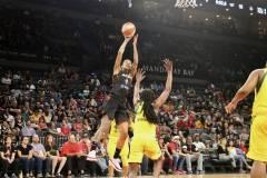 Gallery WNBA: Las Vegas Aces 60 vs Seattle Storm 56