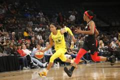 Gallery WNBA: Las Vegas Aces 60 vs Seattle Storm 56