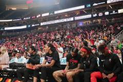 Gallery WNBA: Las Vegas Aces 70 vs Washington Mystics 99