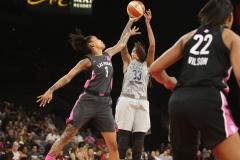 Gallery WNBA: Las Vegas Aces 73 vs Minnesota Lynx 89