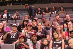 Gallery WNBA: Las Vegas Aces 74 vs CT Sun 80