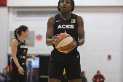 Gallery WNBA: Las Vegas Aces 75 vs Minnesota Lynx 79