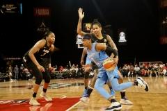 Gallery WNBA: Las Vegas Aces 78 vs Atlanta Dream 93