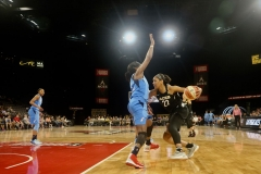Gallery WNBA: Las Vegas Aces 83 vs Atlanta Dream 87