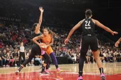 Gallery WNBA: Las Vegas Aces 84 vs Phoenix Mercury 79
