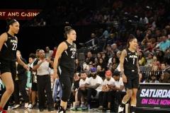 Gallery WNBA: Las Vegas Aces 85 vs New York Liberty 72
