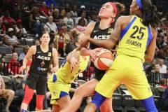 Gallery WNBA: Las Vegas Aces 86 vs Dallas Wings 54