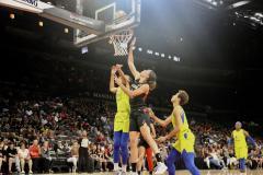 Gallery WNBA: Las Vegas Aces 86 vs Dallas Wings 68