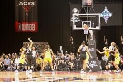Gallery WNBA: Las Vegas Aces 88 vs Indiana Fever 74