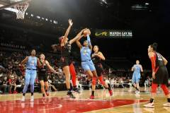Gallery WNBA: Las Vegas Aces 90 vs Chicago Sky 82