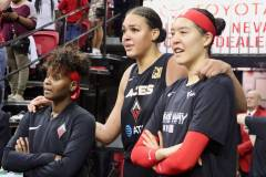 Gallery WNBA: Las Vegas Aces 93 vs Chicago Sky 92