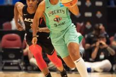 WNBA - New York Liberty 58 vs. Las Vegas Aces 90 (20)