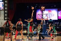 WNBA - New York Liberty 58 vs. Las Vegas Aces 90 (3)